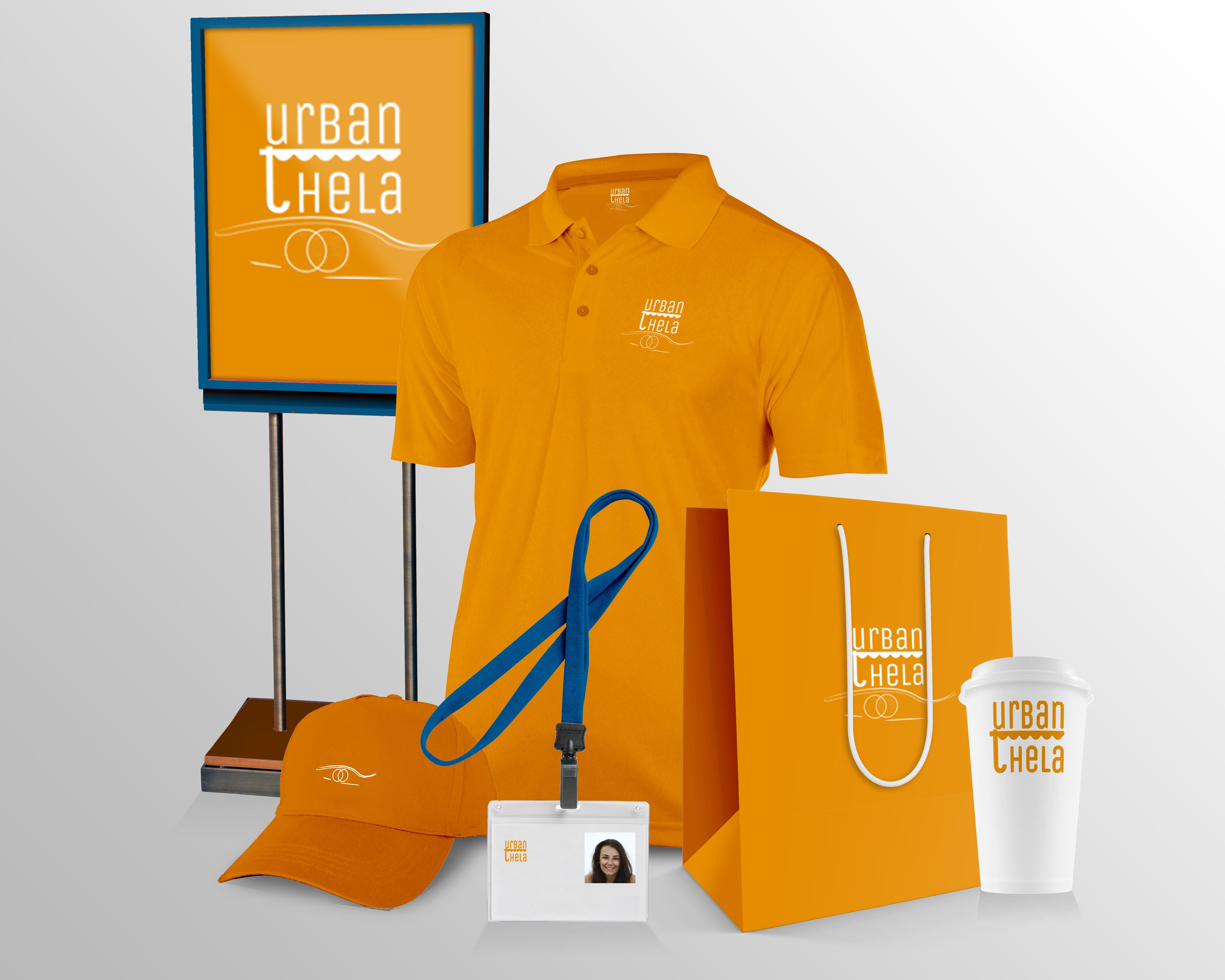 Urban Thella | Brand Identity