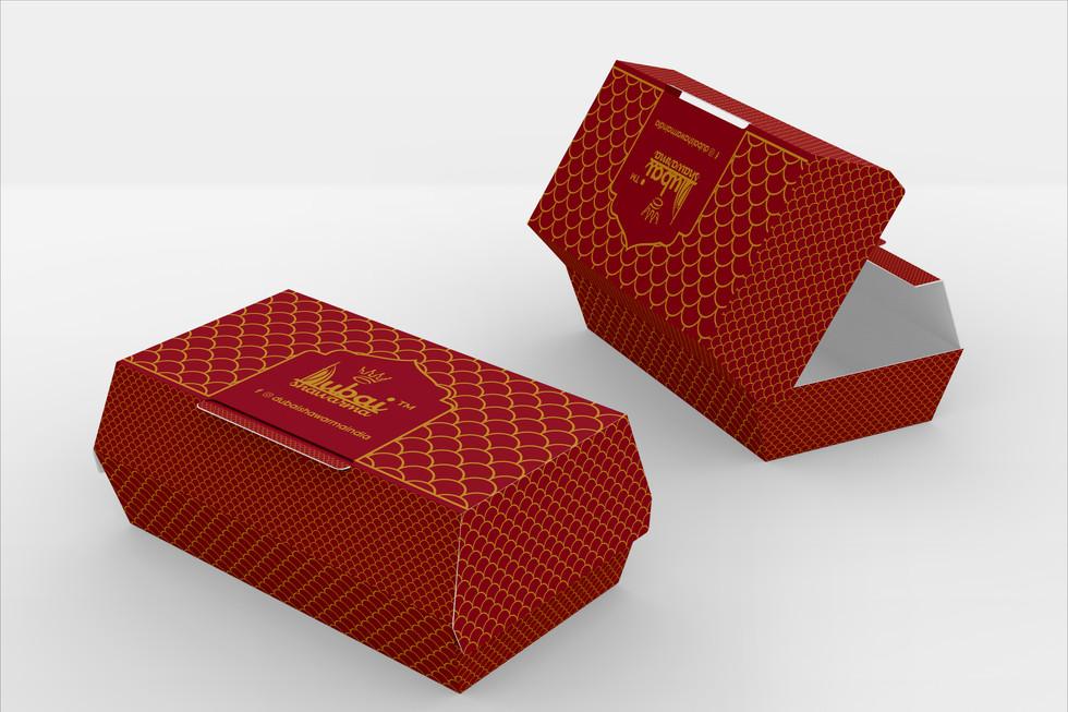 DUBAI SHAWARMA BOX II