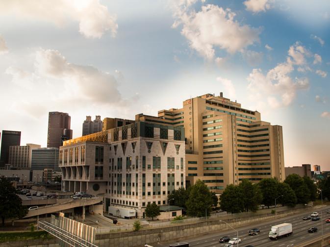 Grady Health System, Atlanta