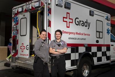 Grady EMTs