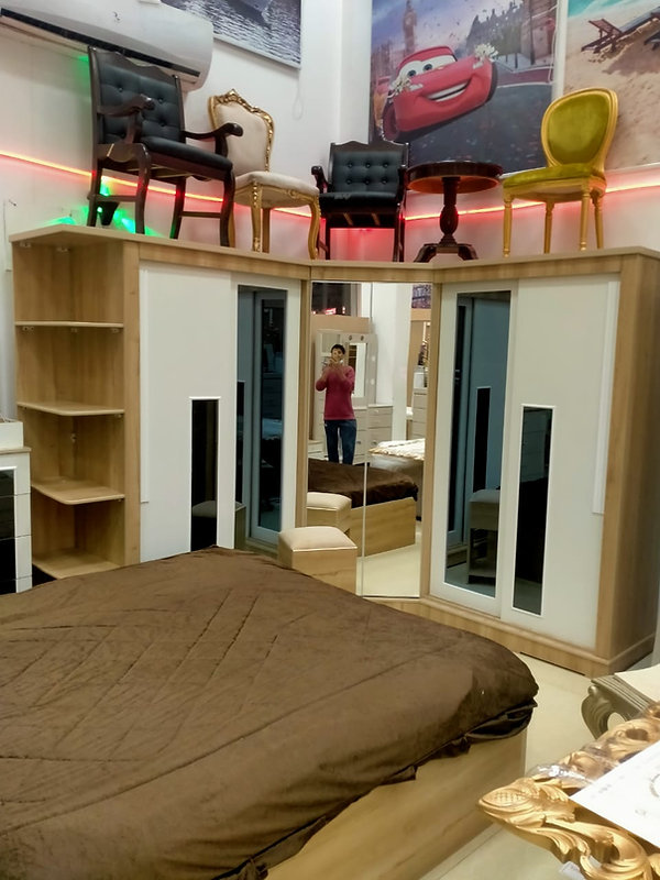 غرف نوم للبيع جديدة