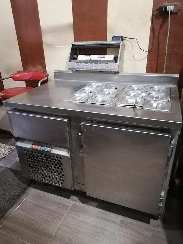 نشتري معدات المطاعم المستعملة