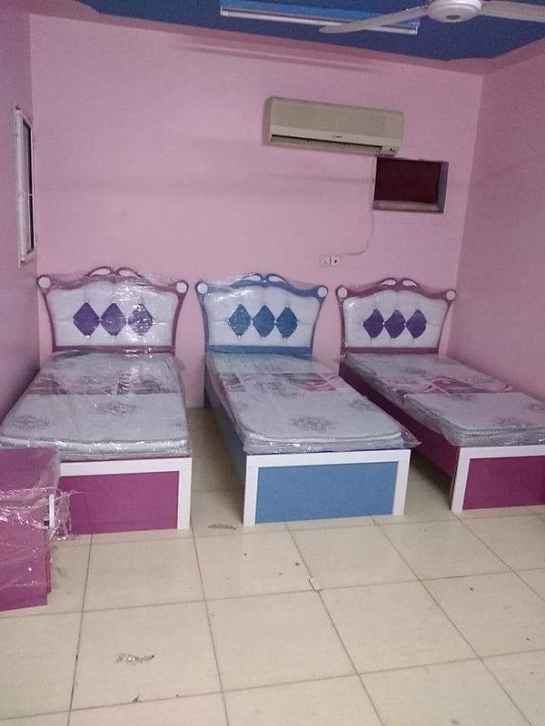 غرف نوم خشب وطني