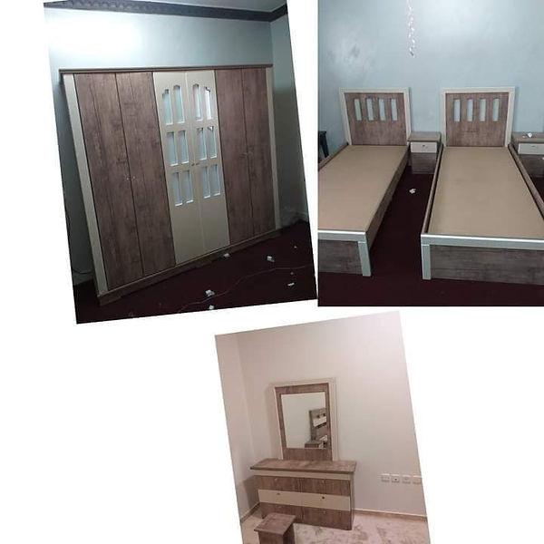 تفصيل غرف نوم بنات