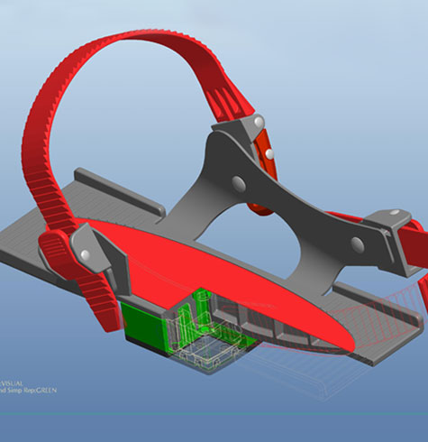 Skia CAD Development of prototypes