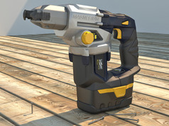 Mac Allister nail gun.