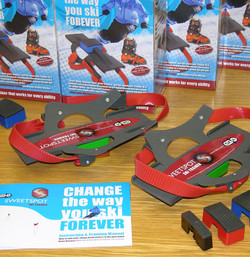 Manufacture and Packaging of the Skia Ski Trainer