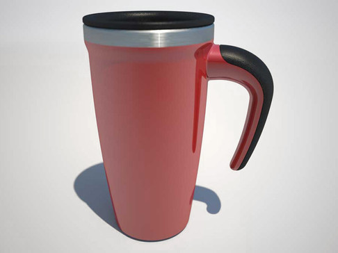 Smart cup, temperature control hot/cold drinks cup.