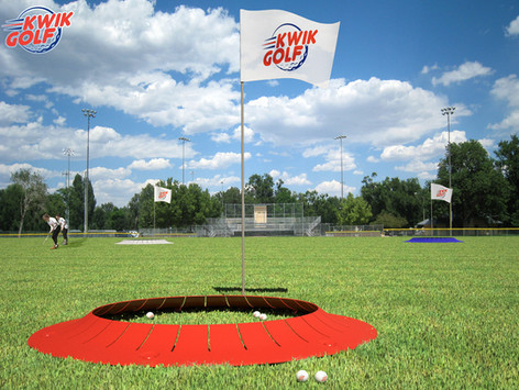 Kwik golf children's golf game.