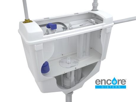 Encore Cistern design and development.