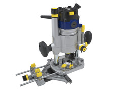 Mac Allister multi router power tool. Designed and developed to be sold in B & Q