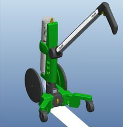 Easyline edge CAD development