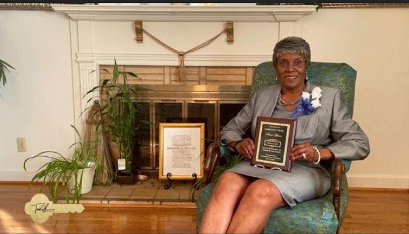 Gibson Community Award.JPG
