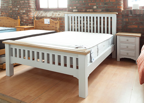 Eden 4'6'' Double Bed Frame