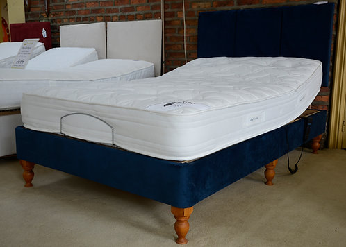 4' Small Double Purr-O-Matic Electric Motor Bed