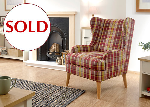 Hamish Wing Chair