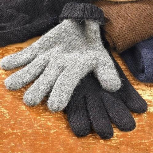 Reversible Alpaca Gloves