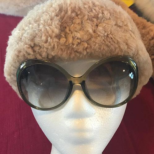 Baby Alpaca Fur Headband