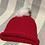 Thumbnail: Chunky Knit Fur Pom Pom Hat