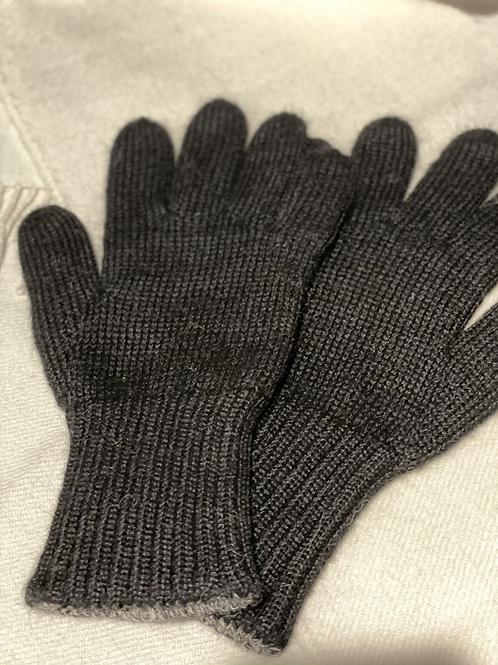 Men's Reversible Alpaca Gloves