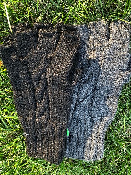 Hobo Fingerless Gloves