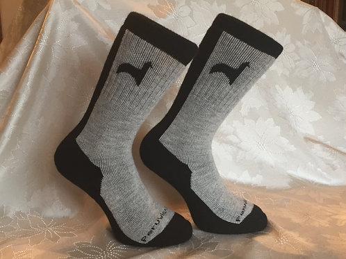 Alpaca Hiker Socks