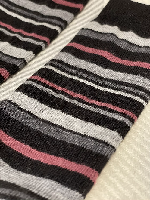 Striped Crew Sock