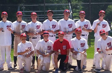 West Michigan Warriors Travel Baseball Teams and Travel