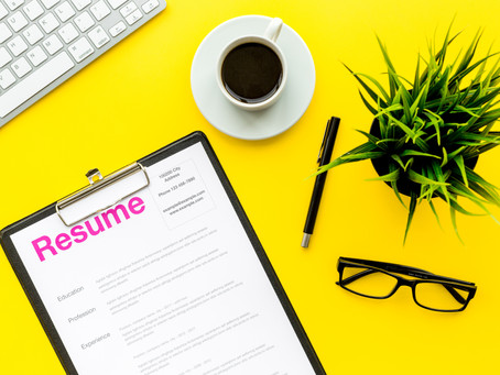 How To Construct An Acting Resume