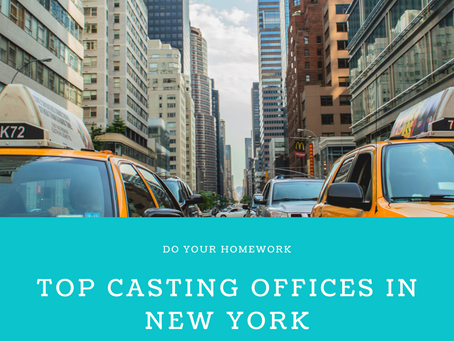 Tracking Down The Best Casting Directors in New York City