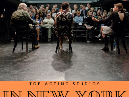 Best Acting Schools In NY