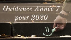 Guidance Numérologique de 2020 pour l'Année 7️⃣🙏🧙♂️🎠🔮