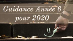 Guidance Numérologique de 2020 pour l'Année 6️⃣🥇🎯💡🦚