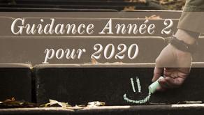 Guidance numérologique de 2020 pour les personnes en Année 2️⃣💡⚖💣