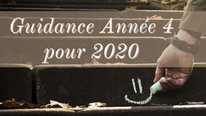 Guidance numérologique de 2020 pour les personnes en Année 4️⃣🦁🤝🥋🧱