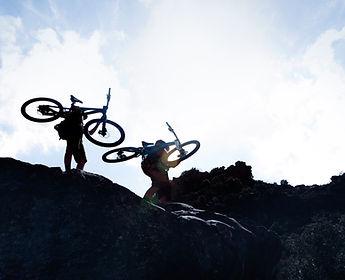 Os motociclistas da montanha