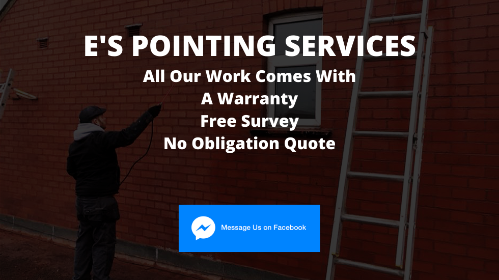E'S POINTING SERVICES All Our Work Comes