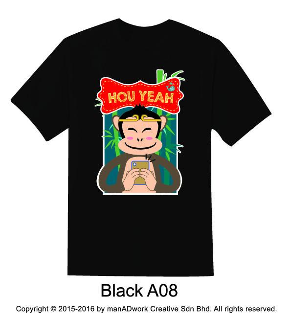 Black A08
