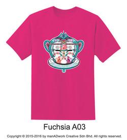 Fuchsia A03