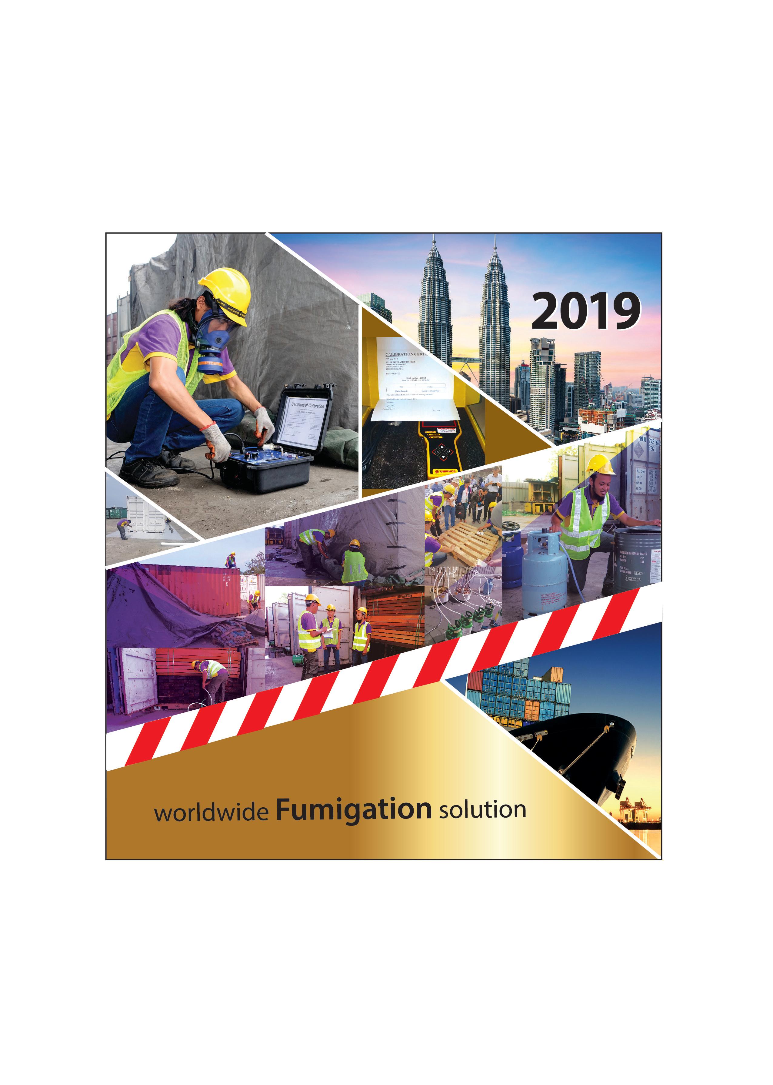 Excel calendar 2019