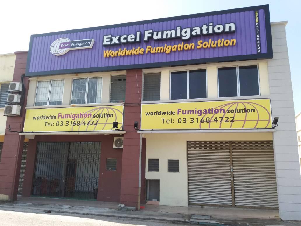 Excel Fumigation_Signage