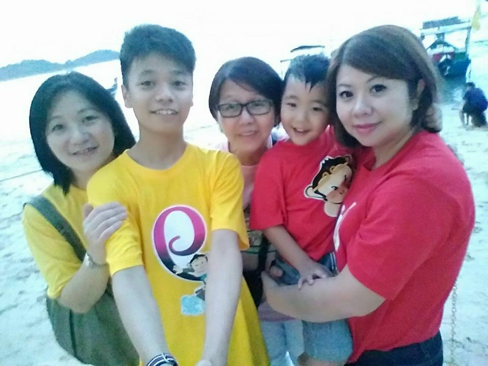 CNY family T-shirt