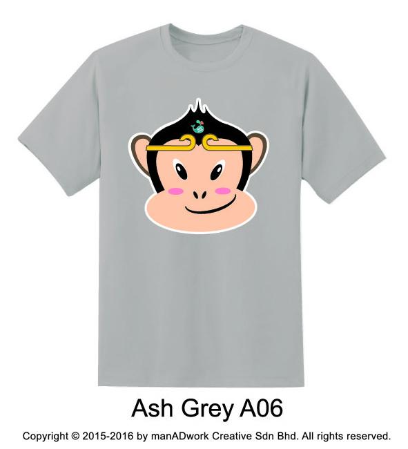 Ash Grey A06