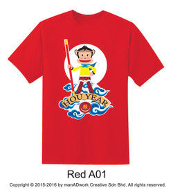 Red A01