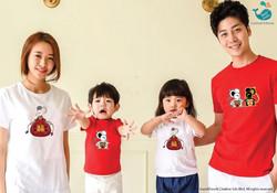 金鼠年T-shirt_2020 (Red)