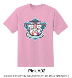 Pink A02