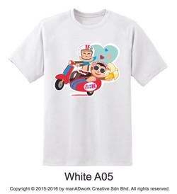 White A05