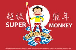 Hou Yeah Super Monkey