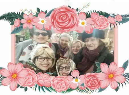 Une Joyeuse Fête à toutes les Grands-Mères