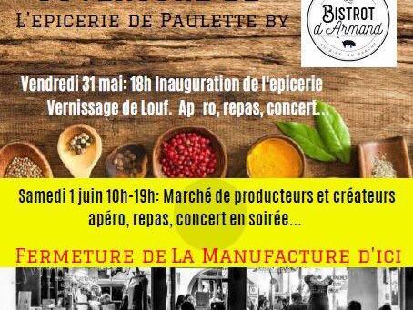 La rue Mage en fête les 31 mai et 1er juin